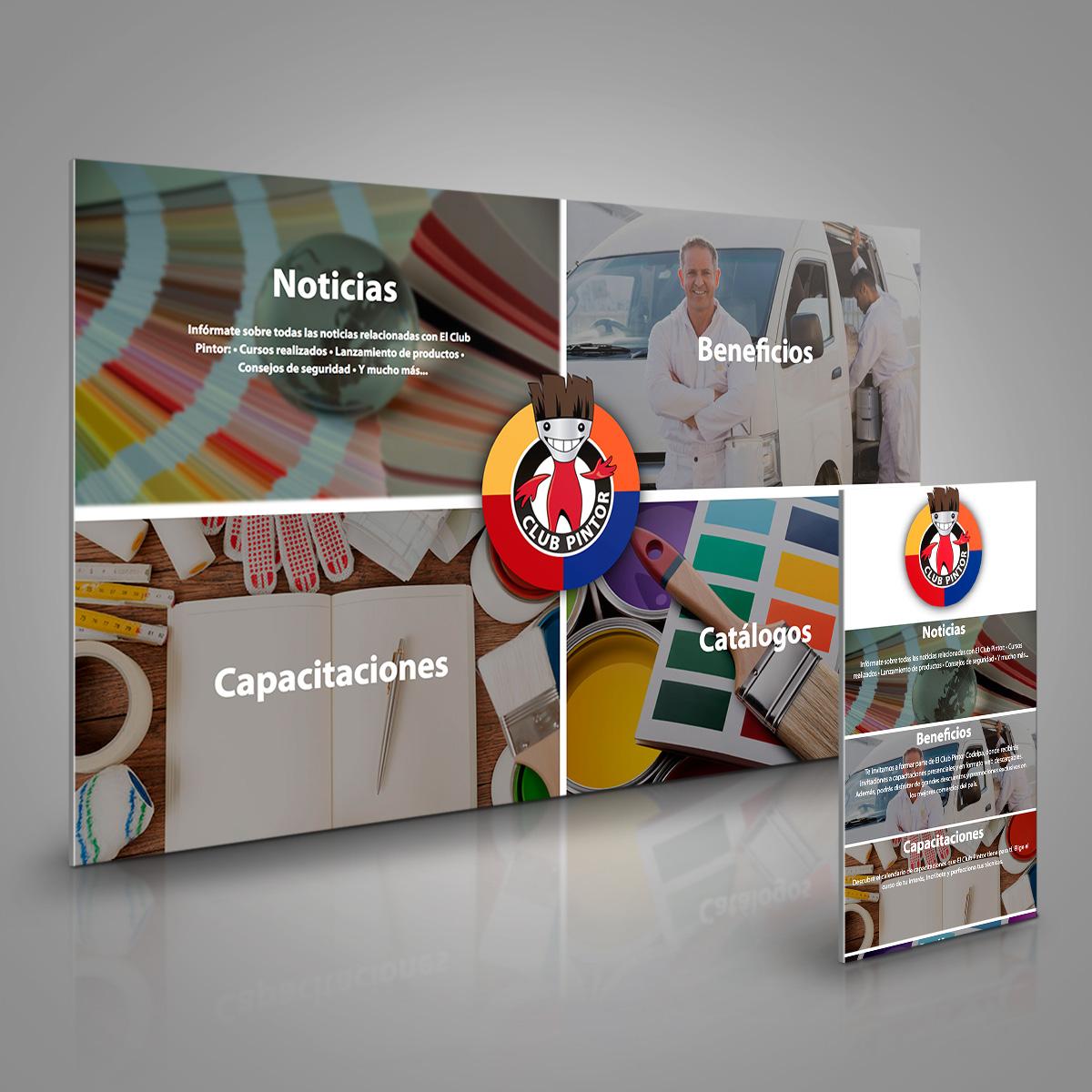 Club Pintor - Ceresita, Sipa, Soquina, Chilcorrofin
