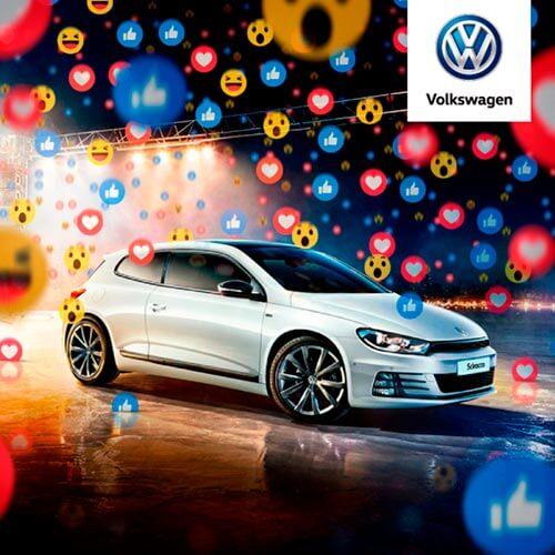 RRSS Volkswagen - Agencia Walkers