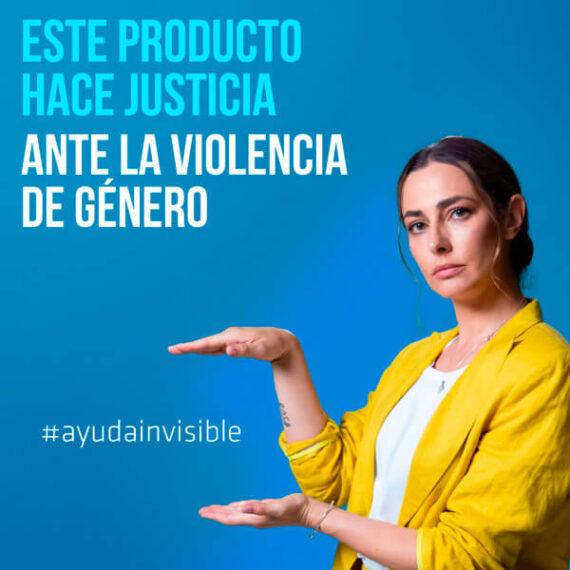 Fundación Honra - Agencia Walkers - Campaña #AyudaInvisible