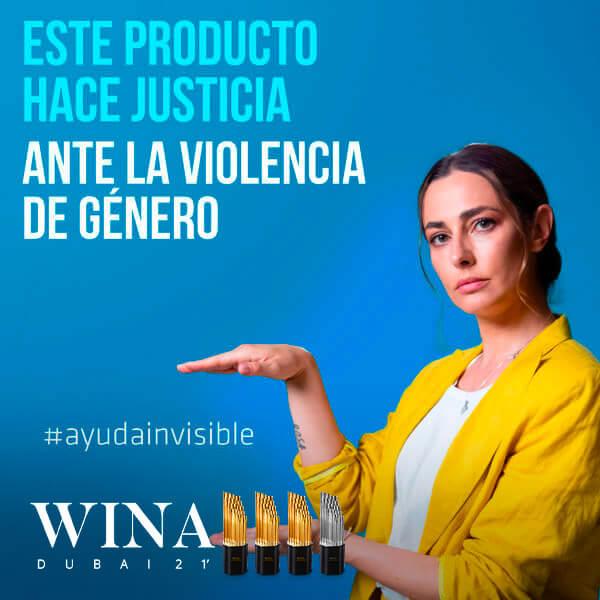 Fundación Honra - Agencia Walkers - Campaña #AyudaInvisible - GANADOR WINA FESTIVAL 2021