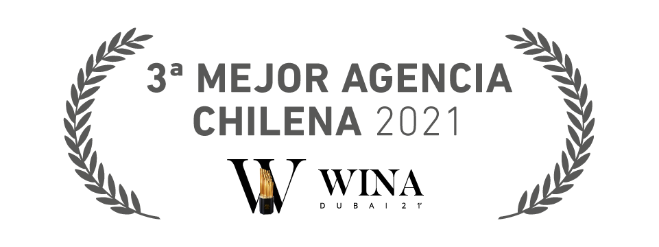 Walkers, 3ª mejor agencia chilena - Wina 2021
