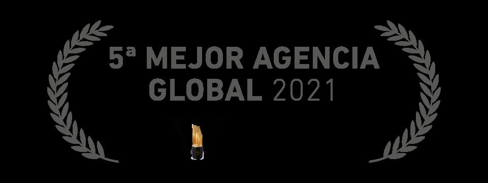 Walkers, 5ª mejor agencia global Wina 2021